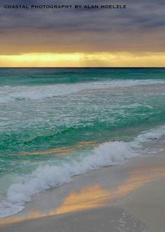 Gulf coast beaches :)