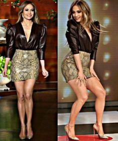 The Snake - Fashion J Lo Fashion, Fashion 2020, Fashion Models, Fashion Outfits, Womens Fashion, Jennifer Lopez News, Jennifer Lopez Photos, Beautiful Legs, Gorgeous Women