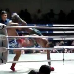 Muay Thai | Muay Boran | Thai Kickboxing. Muay Thai Movement - Tumblr