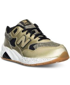 New Balance Boys' 580 Lost Worlds Casual Sneakers from Finish Line