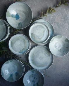 Table ceramics by Meadow Ceramics