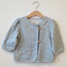 LB Cranson jacket [mint]  www.mintandpersimmon.com