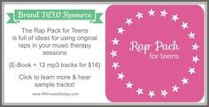 Music therapy music therapy activities and therapy on pinterest