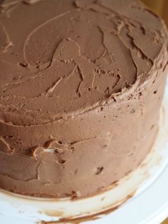 Ihana Maitosuklaaganache | Annin Uunissa Peanut Butter, Food And Drink, Gluten, Pudding, Pie, Favorite Recipes, Baking, Sweet, Desserts
