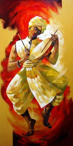Shankar Gojare - artworks for sale