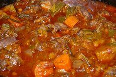 Lamb Chop Stew