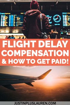 Have you experienced flight delays or cancellations? You have passenger rights and may be entitled to receive a flight delay compensation. Here's my review of Click2Refund and the best flight delay compensation company that will help you get paid. Flight compensation | Flight delay | European regulations | Airline delays | Financial compensation for flights | Flight cancelled | Airport layover | Things to know about flying | What to know about flying | Consumer rights | Passenger rights Best Travel Apps, Packing Tips For Travel, Travel Advice, Travel Essentials, Budget Travel, Travel Guides, Travelling Tips, Travel Info, Travel Hacks
