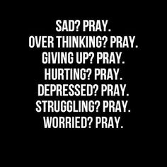 """THROUGH IT ALL... WE MUST CONTINUE PRAYING TO """"JEHOVAH GOD""""!!!   #ENCOURAGEMENT"""