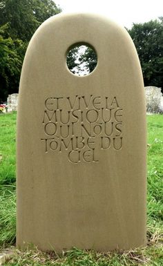 Hand carved memorials, gravestones and headstones by stone carver, letter cutter and designer Teucer Wilson Calligraphy Letters, Typography Letters, Memorial Stones, Memorial Ideas, Images And Words, Stone Sculpture, Artist Profile, Alphabet And Numbers, Letter Art