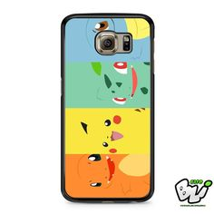 Four Pokemon Samsung Galaxy S7 Case