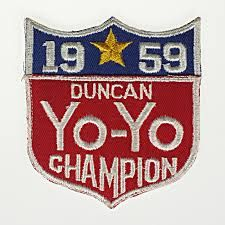 「patch」の画像検索結果 Duncan Yoyo, 1950s Aesthetic, Vintage Patches, Motocross, Drink Sleeves, Badges, Motorcycle Jacket, Daddy, Iron