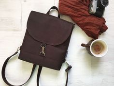 Discover all the different colors in the gallery images! Shop with confidence at Aris Bags online store. Backpack Straps, Mini Backpack, Backpack Bags, Leather Backpack, Office Bags For Women, Macbook Bag, Personalized Backpack, Waterproof Backpack, Brown Leather Purses