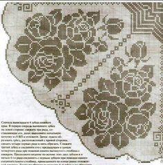 Kira scheme crochet: Scheme crochet no. 1435