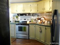 My Heart's Song: Kitchen Makeover - Phase Two