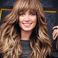 The newest hair color - http://new-hairstyle.ru/the-newest-hair ...