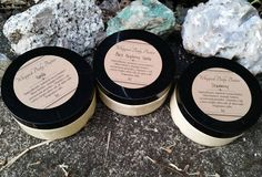 All of my organic body butters are made by me! They're not some store bought base that you add fragrance to. All the ingredients were picked out and purchased by me melted then whipped together to make these #silkysmooth butters! Completely colorant free! Grab a jar today! Homemadebyanp.etsy.com #etsy #etsyseller #etsyfavorites #etsyshop #etsyacademy #homemadesoap #bodyscrubs #bathbombs #bodybutter #acnetreatment #organicskincare #veganskincare #smallbusiness #supportlocal #lushinspired…