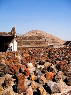 Teotihuacan, Mexico....so interesting to me.