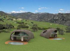 Pebble Houses