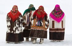 Traditional life in the Siberian Arctic - in pictures