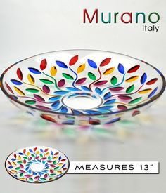 #www.mancusos.com #Detroit #Michigan #Flowers #Gifts #Murano Crystal #Made in Italy
