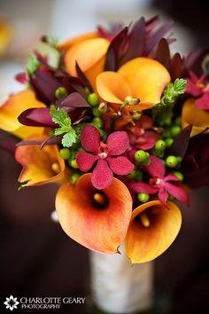 bright, beautiful bouquet