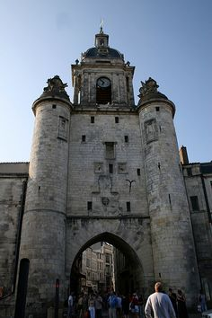 La Rochelle, Poitou-Charentes, France  More info: http://www.visit-poitou-charentes.com/en/La-Rochelle-Ile-de-Re