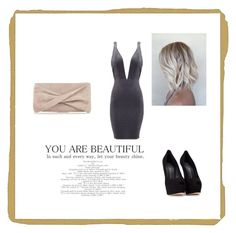 """""""Dress date"""" by emily-maya ❤ liked on Polyvore featuring Giuseppe Zanotti and Reiss"""