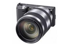 sony nex 5 ultra compact camera