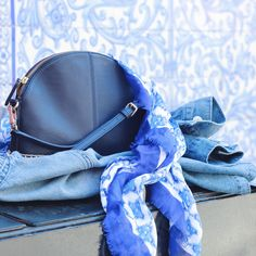 Summer color crush: all things blue (Blogger Jessica of The Steele Maiden agrees).