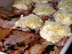 Select food: Sertéskaraj tojásos-kefirrel sütve Jamie Oliver, Food 52, Kefir, Cabbage, Pork, Food And Drink, Beef, Chicken, Vegetables