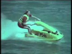 In 1975 Kawasaki Motors Corporation produced a series for their Good Times Theatre. Remember the slogan 'let the good times roll'? The new stand up Jetskis w. Kawasaki Jetski, Jet Ski Kawasaki, Kawasaki Motor, Types Of Races, Good Times Roll, Water Crafts, Stand Up, Dream Cars, Awards