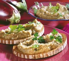 Una deliciosa receta de Mousse de berenjena para #Mycook http://www.mycook.es/receta/mousse-de-berenjena/