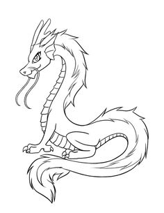 nordic dragon coloring pages Google Search Tattoo ideas