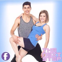 • The next step • • Family Channel • James & Riley