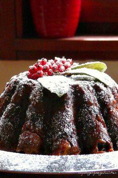 mijn dagelijkse gedachten: Christmas Prune-Cranberry Steamed Pudding/Рождественский Пудинг с Клюквой и Черносливом{на пару}