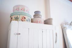 shabby boxes