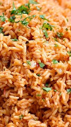 Pot Spanish Rice Instant Pot Spanish Rice This Instant Pot Mexican Rice recipe is my favorite sidedish for any Mexican food we eat I perfected this recipe while living i. Mexican Rice Recipes, Rice Recipes For Dinner, Instant Pot Dinner Recipes, Instant Pot Pressure Cooker, Pressure Cooker Recipes, Pressure Cooking, Slow Cooker, Spanish Rice Recipe, Spanish Rice Rice Cooker