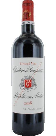 Château Poujeaux 2008 : Une grande suavité enrobe ce vin très équilibré qui possède beaucoup de fond et une belle fraîcheur qui ne néglige pas pour autant ses qualités de fond.    En savoir plus : http://avis-vin.lefigaro.fr/vins-champagne/bordeaux/medoc/moulis-ou-moulis-en-medoc/d12166-chateau-poujeaux/v12167-chateau-poujeaux/vin-rouge/2008##ixzz2JYq2TYY4