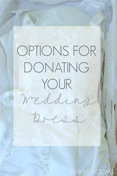 Where To Donate Wedding Dress wedding gown donation - Wedding Gown Donate Wedding Dress, Designer Wedding Dresses, Wedding Gowns, Paper Organization, Organizing Tips, Getting Organized, Declutter, Dress Collection, Planer