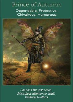 Fairy Tarot Cards ♡