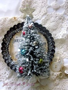 Etsy の O Christmas Tree 'Grand Christmas by FeathersAndFlightJM