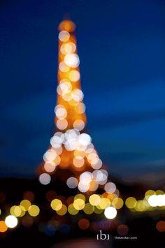 Le Tour Eiffel, from [b]ecker, LOVE it!!