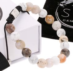 Bratari pietre naturale BRATARA INDRAGOSTITILOR Agate, Pearl Necklace, Friendship, Sky, Gemstones, Pearls, Jewelry, String Of Pearls, Heaven