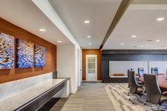 CoreLogic Headquarters | Conference Room | Lobby | Interior Design by H.Hendy Associates of Newport Beach, California