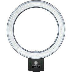 DVeStore - Diva Ring Light Nebula LED Ring Light, $319.00 (http://www.dvestore.com/lighting/ring-lighting/diva-ring-light/diva-ring-light-nebula-led-ring-light/)