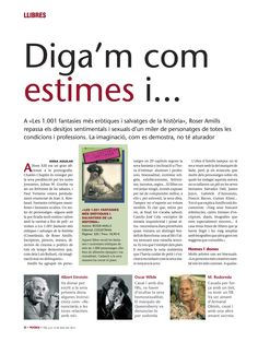 """Las 1.001 fantasías más eróticas y salvajes de la historia"", Roser Amills (Lectio marzo 2012) y ""Les 1.001 fantasies més eròtiques i salvatges de la història"", Roser Amills (Cossetània març 2012). Info: http://roseramills.com"