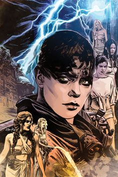 Mad Max: Fury Road is the action flick we've been waiting for. Adrenaline pumping, invigorating.– Furiosa #1 by Tommy Lee Edwards