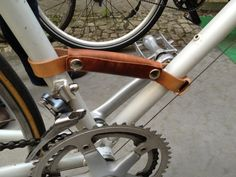 Fahrrad Rahmen behandeln Gurt v2