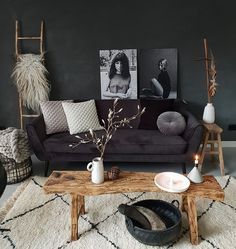 Home Inspiration : Huizedop The Definitive Source for Interior Designers - Lilly is Love Room, Interior, Dream Living Rooms, Paint Colors For Living Room, Open Living Room Design, Home Decor, Room Decor, Home Decor Outlet, Loft Inspiration