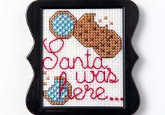 Needlecrafting - Free Christmas Cross Stitch Pattern